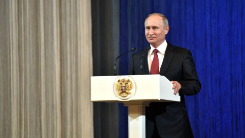 Расслабьтесь: Путин останетс…