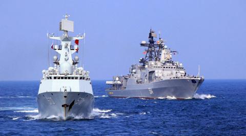 На зависть НАТО: как Россия и Китай наращивают военное сотрудничество