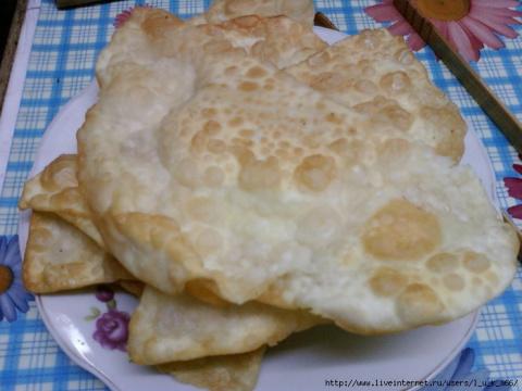 Чебуреки по-татарски.