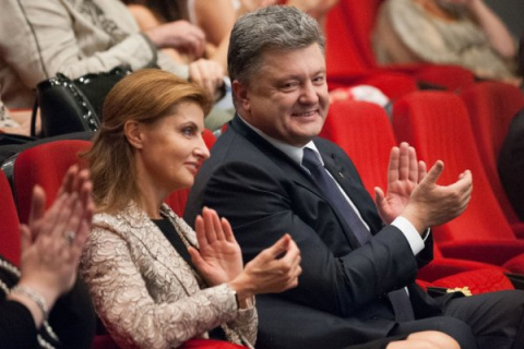 Политолог рассказал на что жена Порошенко «одолжила» денег у детей-инвалидов