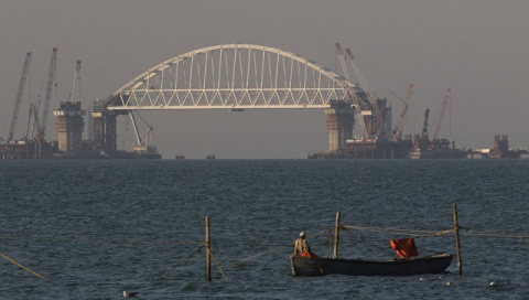 В Крыму отреагировали на судебный иск Украины из-за моста