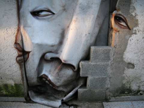Лица улиц от Andre Muniz Gonzaga
