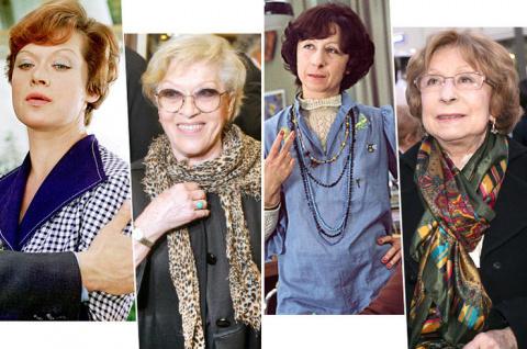 Алиса Фрейндлих и другие звезды «Служебного романа» 40 лет спустя