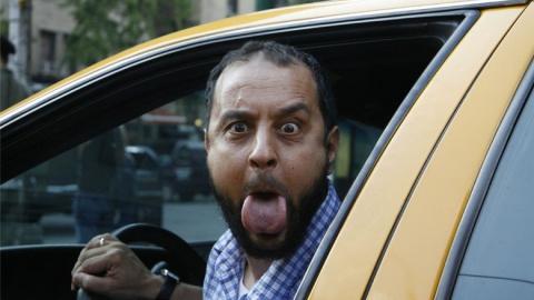 Новая уловка таксистов, будь…