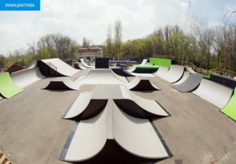Скейтпарк в Ялте появится, к…