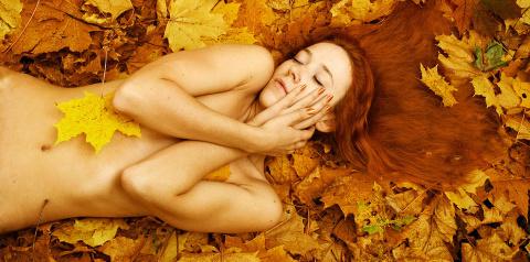 Осенняя пора! Очей очарованье!