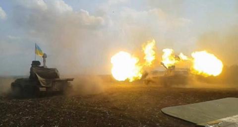 ДНР: ВСУ открыли огонь по прифронтовым районам Республики