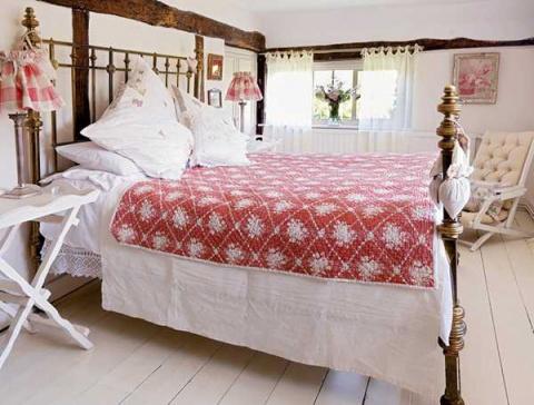 Душевное жилье из 13 века — традиционный английский деревенский уют