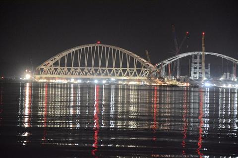 Крымский мост и идиоты