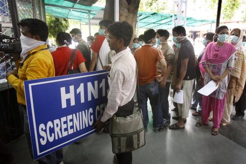 Россиян предупредили об опасном гриппе в Индии