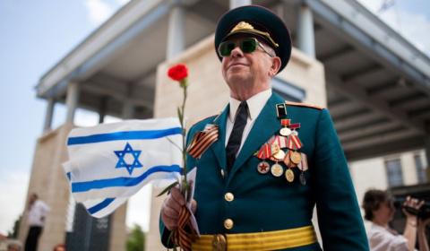 Иудеи отметили День Победы п…