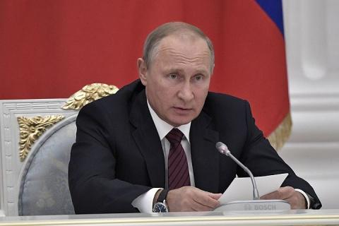 Путин поздравил президента Киргизии с успешным проведением выборов