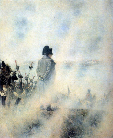 36 дней Наполеона. В Москве. Полина Яковлева