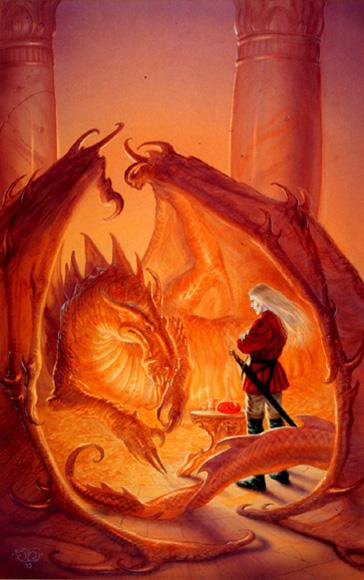 Сказка о Драконе, Дураке и м…