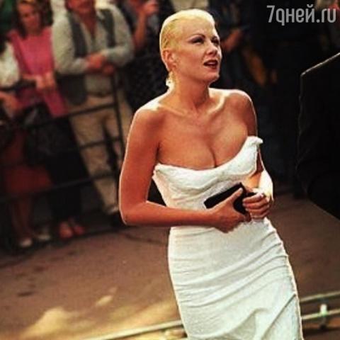 Рената Литвинова показала, к…