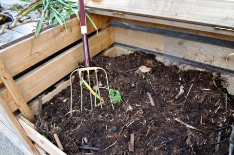 Готовим компост