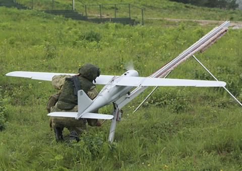 2-я армия ЦВО получила на вооружение беспилотники нового формата