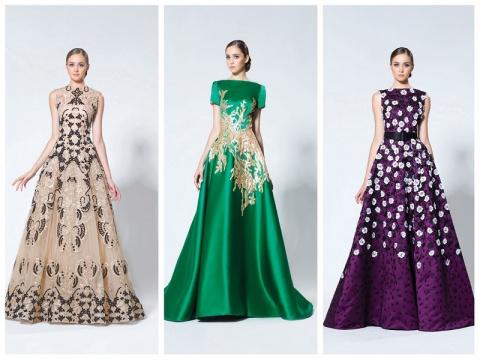 Antonios  Haute Couture осен…