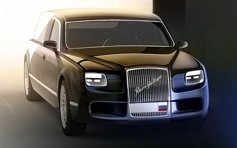 Президентскими автомобилями …