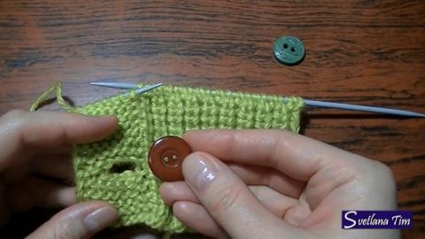 Азбука вязания. Урок № 14. П…