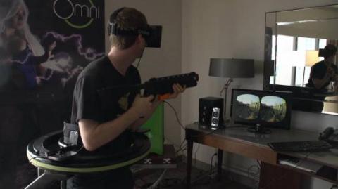 Система полного погружения в виртуальную реальность уже создана