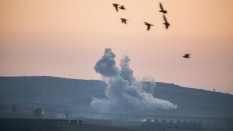Сирийские курды заявили о гибели 17 жителей Африна