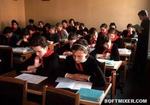 Какие книги читали советские школьники?