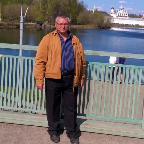 Михаил Солюлев (личноефото)