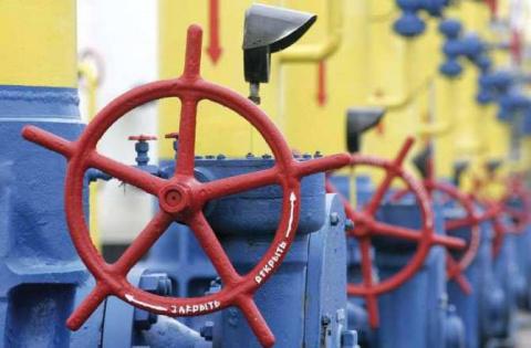 Транзит российского газа чер…