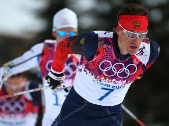 Российский лыжник Максим Выл…