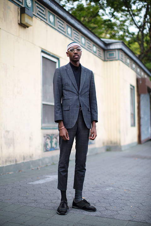 On the Street…Lower East Side, New York