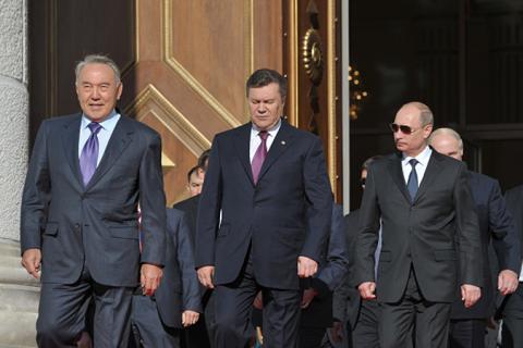 Pодится Евразийский Союз