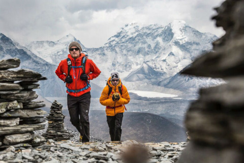 Советы от альпинистов, взобр…