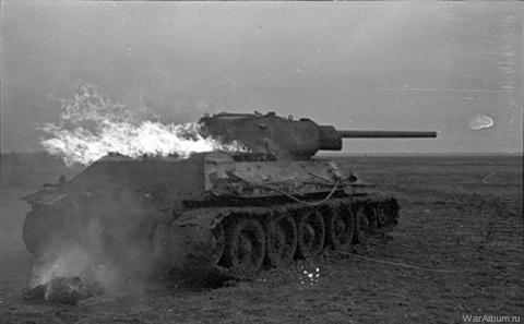 Светлой памяти танкиста