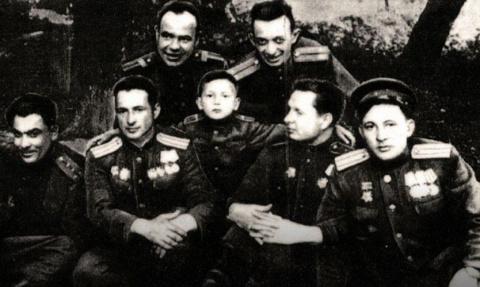Маленькие Герои большой войны...