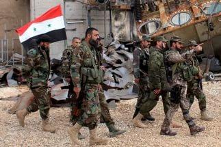 Сирийская армия объявила о прекращении боевых действий в городе Дераа на 48 часов