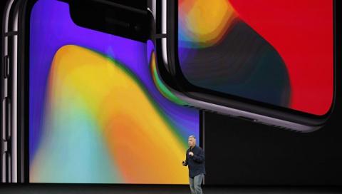 На презентации iPhone X не сработала функция распознавания лица