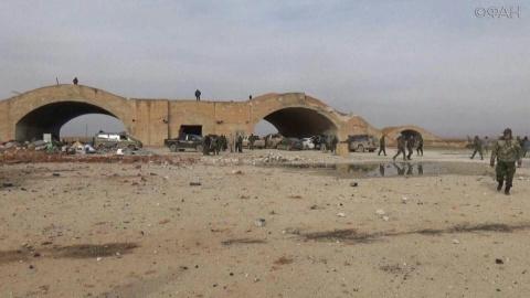 ВС Сирии освободили девять деревень близ Абу-Духура
