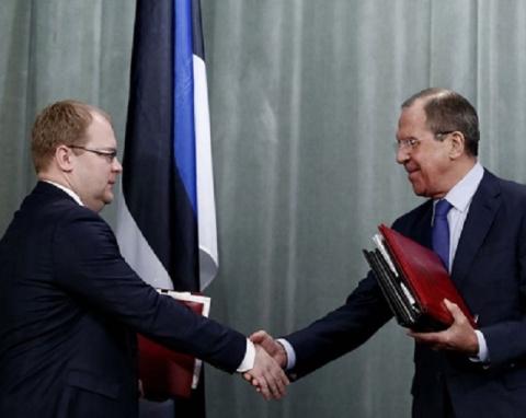 Между Эстонией и РФ что-то н…