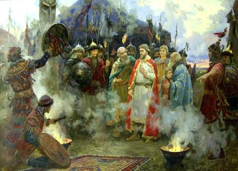 За что Батый казнил князя Ми…