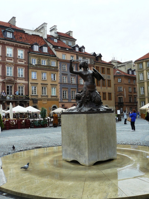 Города мира. Варшава.