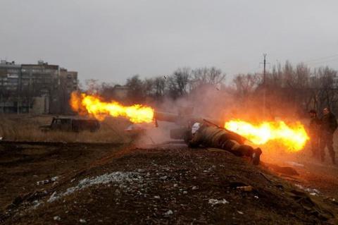 Донбасс, развитие событий: с…