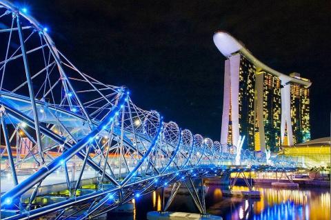 11 самых уникальных мостов в мире