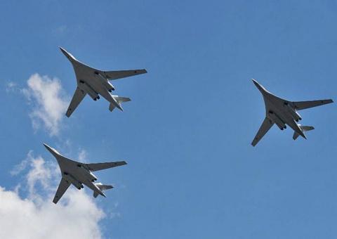 Ту-22М3 из Сирии прибыли в м…