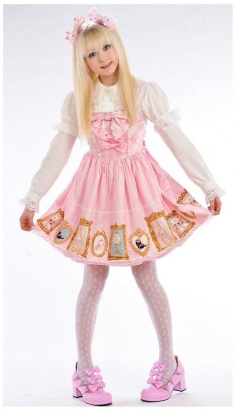 15-летняя живая кукла Venus Palermo