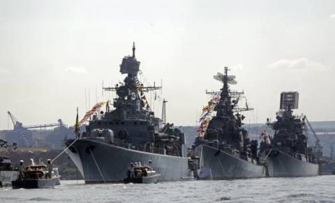 Шесть новых сторожевых кораб…