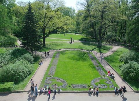 Парк Лесотехнической академи…