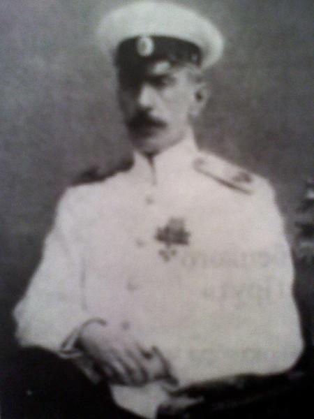 Александр Чкалов