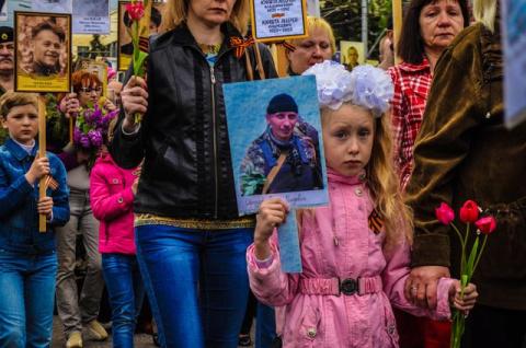 Бессмертный полк Донбасса. Анна Долгарева