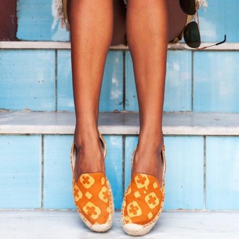 9 модных способов носить эспадрильи этим летом